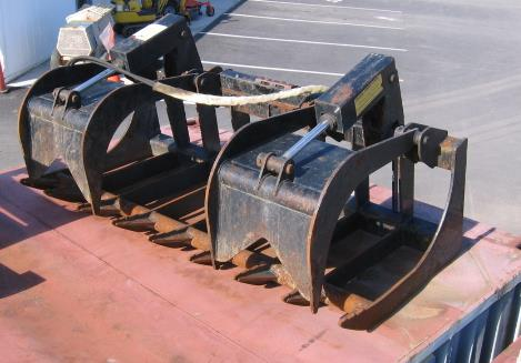 Where to find GRAPPLE ATTACHMENT  72  SKID in Sterling