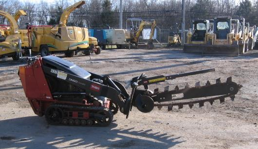 Where to find DINGO TRENCHER 48  X 4  ATTACHMENT in Sterling