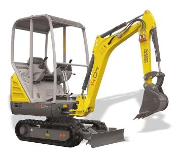 Where to find EXCAVATOR, MINI 7  WACKER  19900 in Sterling