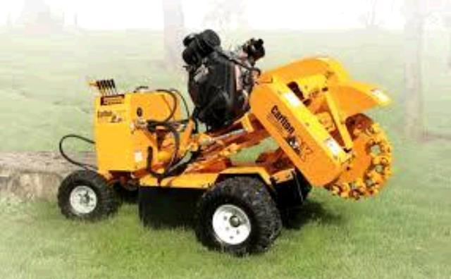 STUMP GRINDER XL HYDRO SP 4012 Rentals Sterling VA, Where to Rent ...