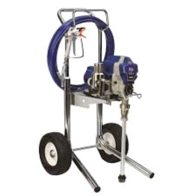 Where to find PAINT SPRAYER WHEELED in Sterling