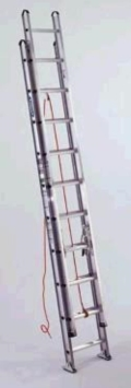 Where to rent LADDER, EXTENSION 16  ALUMINUM in Sterling VA