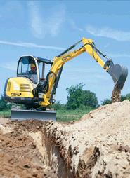 Where to find EXCAVATOR, MINI 11  7  WACKER  24579 in Sterling