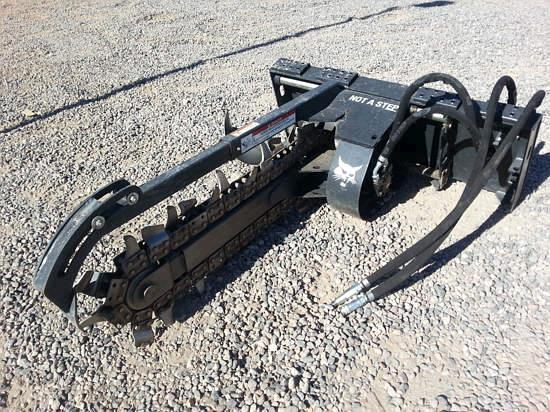 Where to find SKIDSTEER TRENCHER 48  X 6 in Sterling