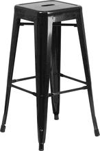 Where to find STOOL, STACKABLE 30  BLACK in Sterling