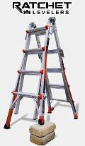 Where to rent LADDER, LITTLE GIANT M17 REVOLUTION in Sterling VA