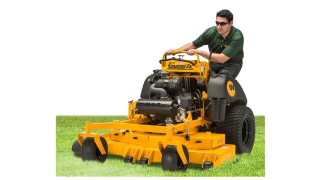 Where to find MOWER, 52ZK WRIGHT STANDER  27371 in Sterling