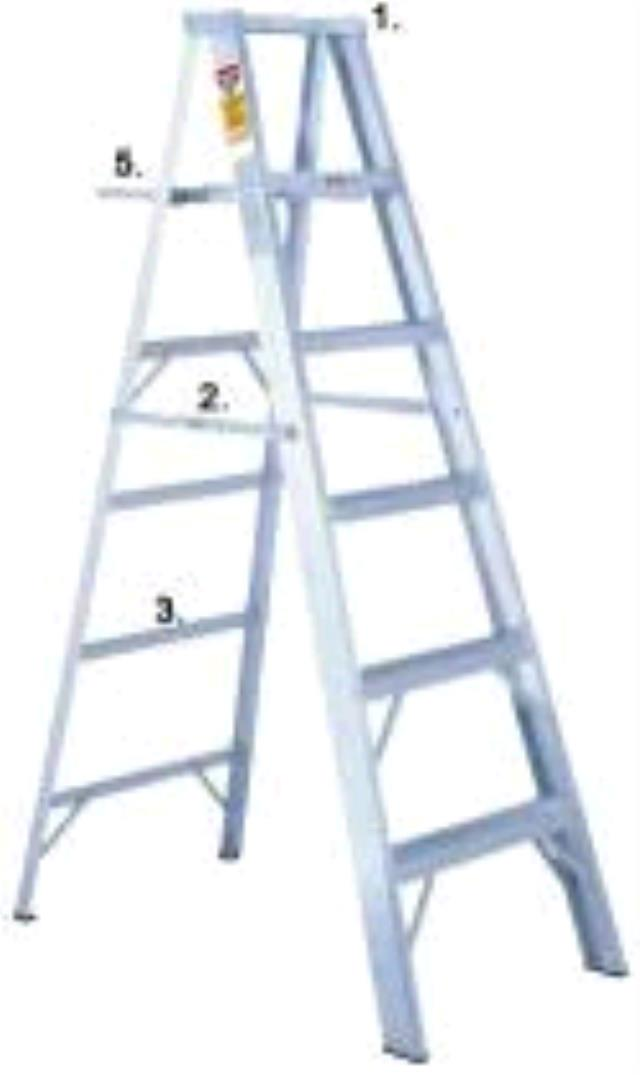 LADDER A FRAME 16 FOOT ALUMINUM Rentals Sterling VA, Where to Rent ...