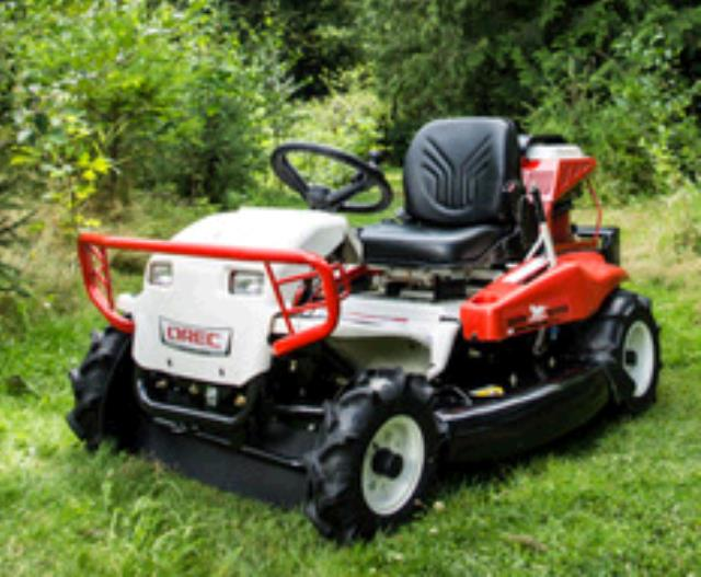 Where to find MOWER, BRUSH ROVER  RIDE ON in Sterling