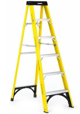 Where to find LADDER, A FRAME 10  FIBERGLASS in Sterling