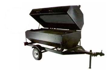 Where to find GRILL, 3X6 TOWABLE CHARCOAL in Sterling