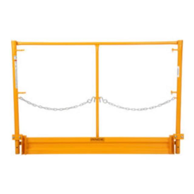 Where to find SCAFFOLD,  WIDE  GUARD RAIL in Sterling
