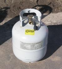 Where to find TANK, PROPANE 20  RENTAL in Sterling