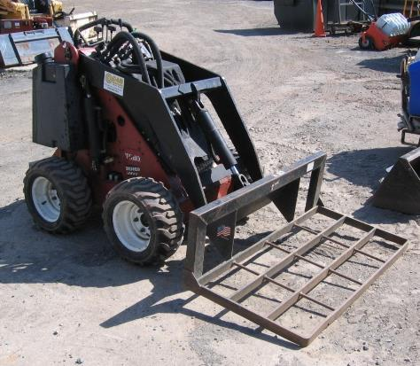 Where to find DINGO LEVELER ATTACHMENT in Sterling