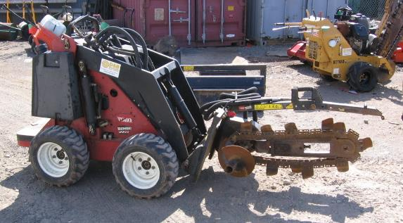 Where to find DINGO TRENCHER 24  X 6  ATTACHMENT in Sterling